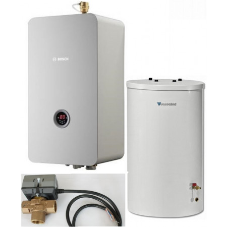 Bosch Tronic Heat 3500 4 + WST 120-5 O