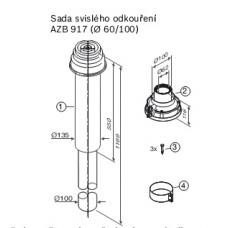 AZB 917  60/100 mm