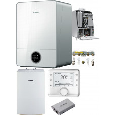Bosch Condens GC9000iW 20 E + WD 120 B + CW400 + MBLANi + MD