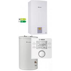 CerapurCompact ZSB 24-1 DE + WST 120-5 O Regulácia Bosch CW100